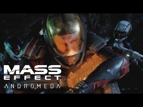 Mass Effect Andromeda - Gameplay Series #1: Combat