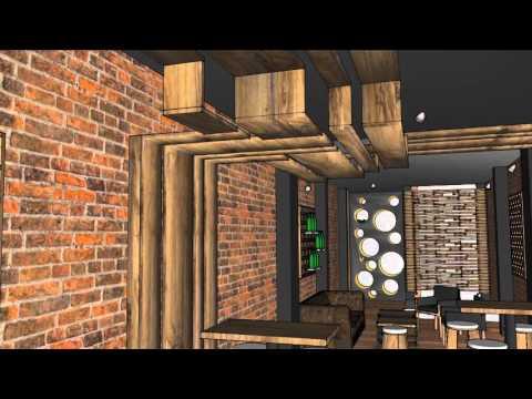 Hanoi bar wine room