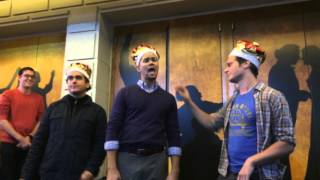HAMILTON Ham4Ham 10/24/15 with Goldsberry, Groff, D