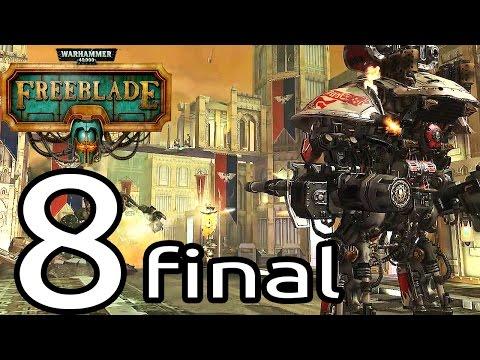 Warhammer 40,000 Freeblade - iPhone Gameplay Walkthrough Part 8 (Final Chapter)