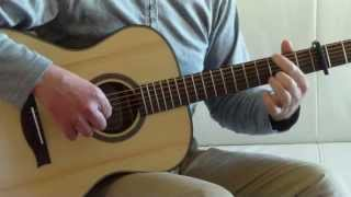 "139 ""Teach Them to Stand Firm"" Fingerstyle for Guitar"