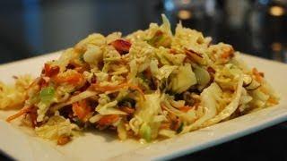 Ramen Coleslaw ~ Asian Noodle Slaw