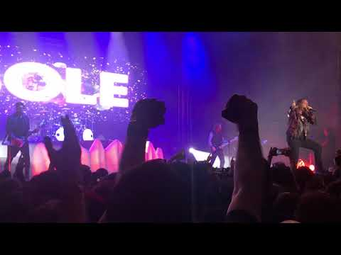 Helloween - Sole Survivor - Pumpkins United Tour, San José, Costa Rica
