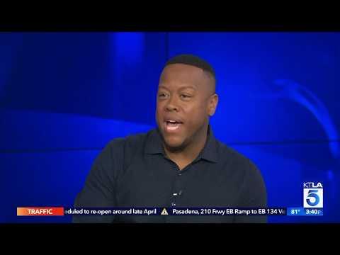National Black HIV/AIDS Awareness 2018 on KTLA 5 News at 3pm