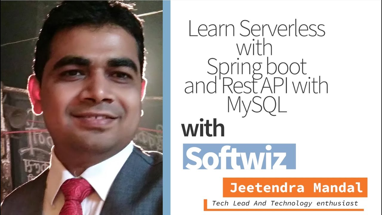 Learn Spring Boot , Rest API and MySQL to Build apps.