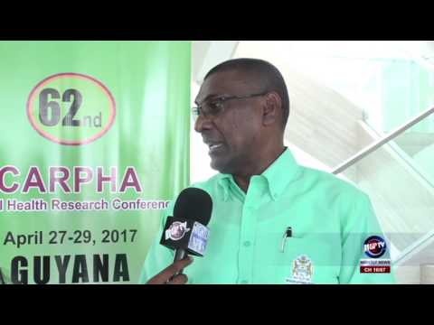 62ND ANNUAL CARPHA HEALTH CONFERENCE KICKS OFF IN GUYANA