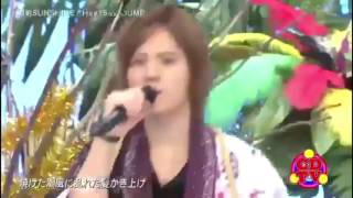 Hey!Say!JUMP 岡本圭人くん 真剣SUNSHINEのソロパートから 『乱れた髪か...