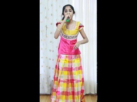 Laali Laali jo Laali song from movie Damarukam, by Kirti Chamkura