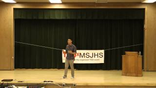 Rejections and Failures: Kylan Nieh @ TEDxMSJHS