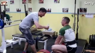 270 кило от Паши /СТАНОВАЯ ТЯГА/ ,Серый наркоман или как взбодрить спортсмена...