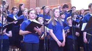 FUMC  Cary Youth Choir Draw The Circle Wide
