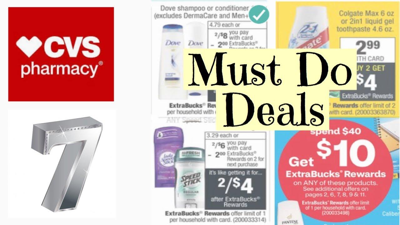 Must Do CVS Deals 8/9-15/2020 I Cheap Oral Care! I $3.16 Diapers!!