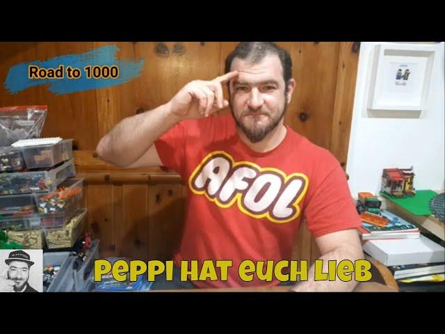 052 Kein bisschen leise - Peppi wird 1 Jahr #legondär - road to 1000