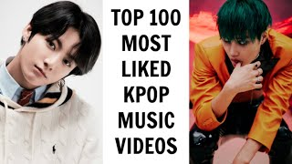 [TOP 100] MOST LIKED KPOP MUSIC VIDEOS ON YOUTUBE | April 2020