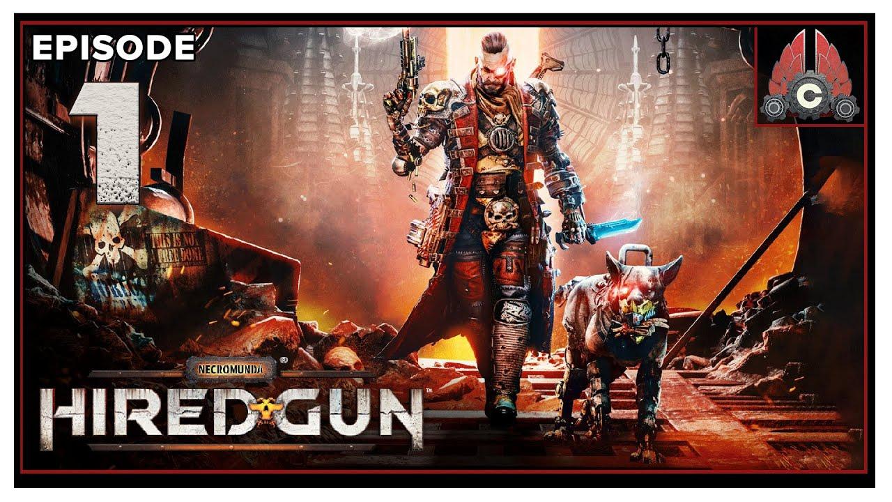 CohhCarnage Plays Necromunda: Hired Gun