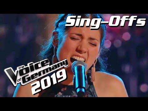 Chris Isaak - Wicked Game (Mariel Kirschall)   The Voice Of Germany 2019   Sing-Offs