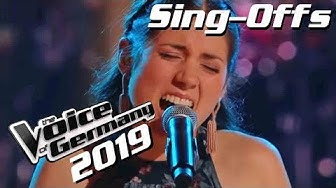 Chris Isaak - Wicked Game (Mariel Kirschall) | The Voice of Germany 2019 | Sing-Offs