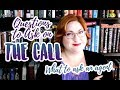 Questions for THE CALL! What to ask a literary agent