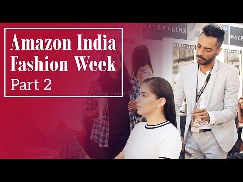Amazon India Fashion Week | Spring/Summer 2016 - Part 2