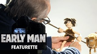 "Early Man (2018) Official Featurette ""Behind The Scenes"" - Nick Park, Eddie Redmayne"