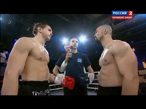 Минеев Владимир XD motion (Россия) vs Давид Радефф (Франция)
