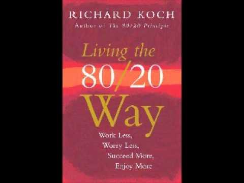 Living the 80-20 Way - Read - Randy Bear Michael Reta Jr.