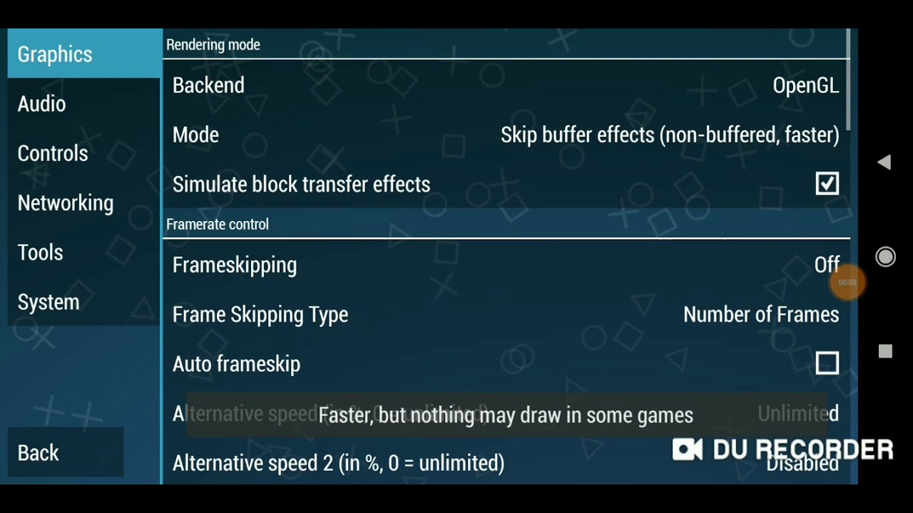 Ppsspp Best Settings Latest Version Youtube