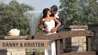 Danny and Kristen Highlight Wedding Video | Westfield Center, Ohio