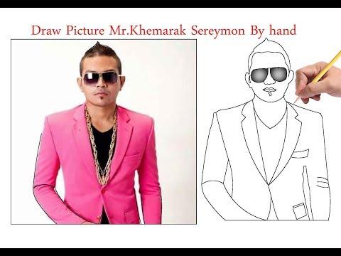 Amazing Using Program Engineering  to  sketch kamarak serymon Picture
