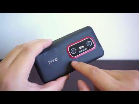 Tinhte.vn - Trên tay điện thoại cổ HTC EVO 3D
