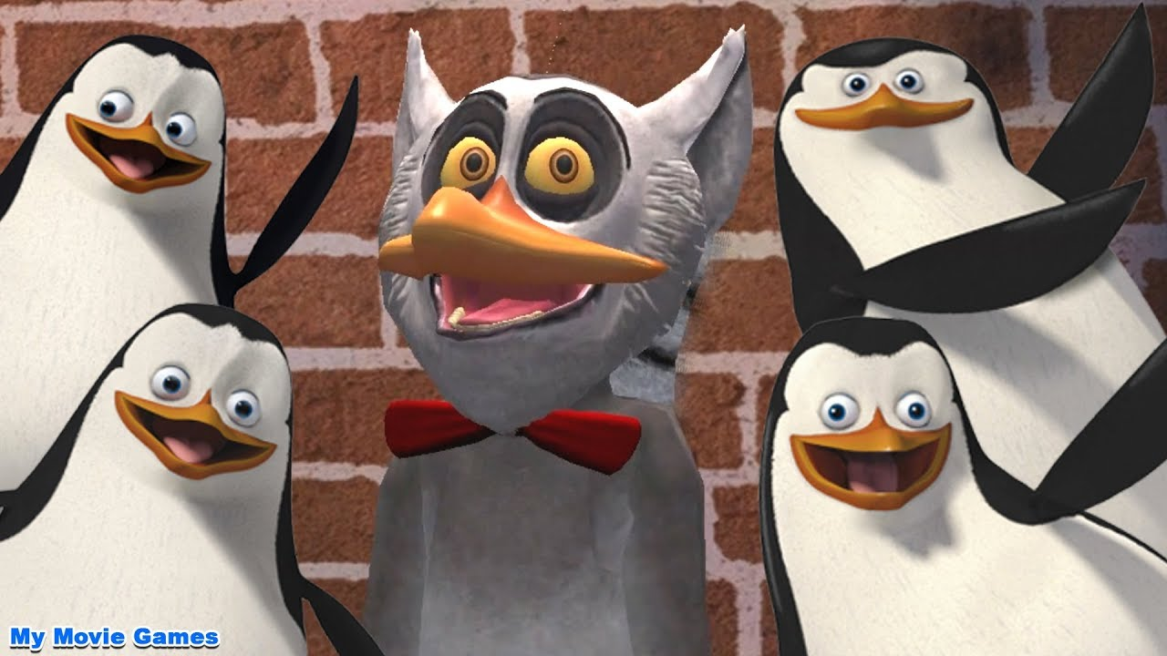 The penguins of Madagascar operation penguin takeover 2010 ...