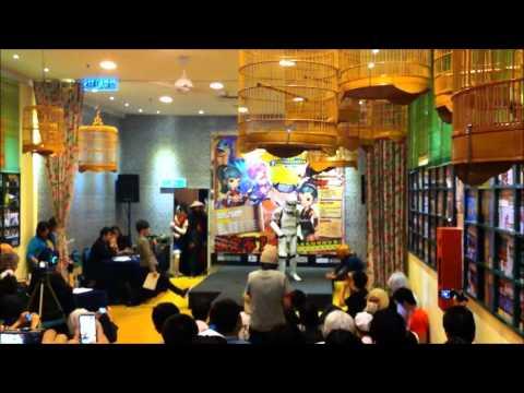 Dancing Storm Trooper (Anicom 2012 Sponsored By Voomga)