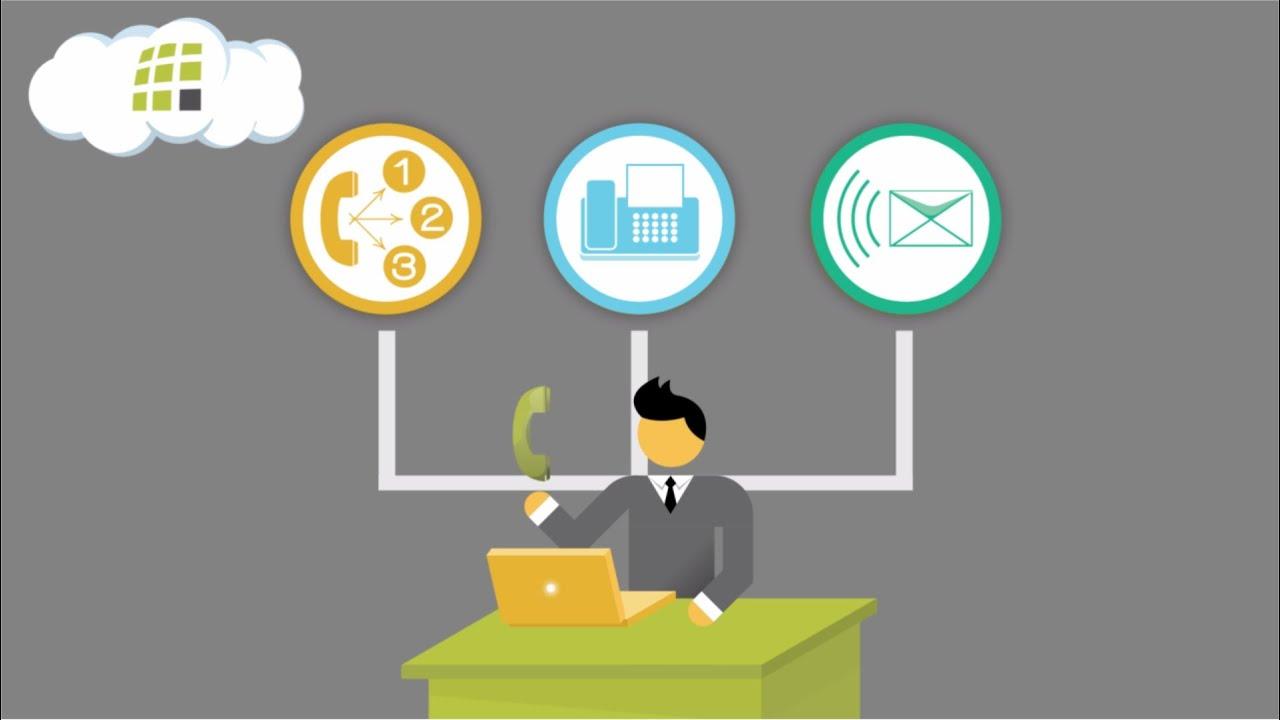 UBITY - Téléphonie IP et Communications Unifiées dans le nuage