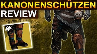 Destiny 2: Die Kanonenschützen Review (Deutsch/German)