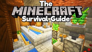 Bamboo Powered Auto-Smelter! ▫ The Minecraft Survival Guide (Tutorial Let's Play) [Part 283]