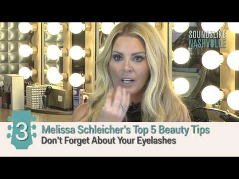Carrie Underwood's Makeup Artist Melissa Schleicher's Top 5 Beauty Tips