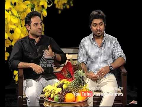 Interview with Vineeth Sreenivasan and Shaan Rahman | Swargarajyathe Vishu 14 Apr 2016