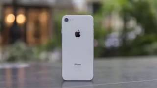 Apple Iphone 8 Review + Specification