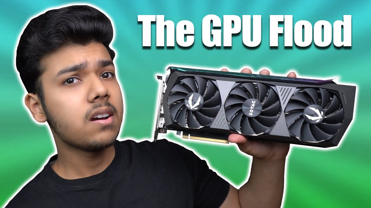 Graphics Cards Flood in Used Market