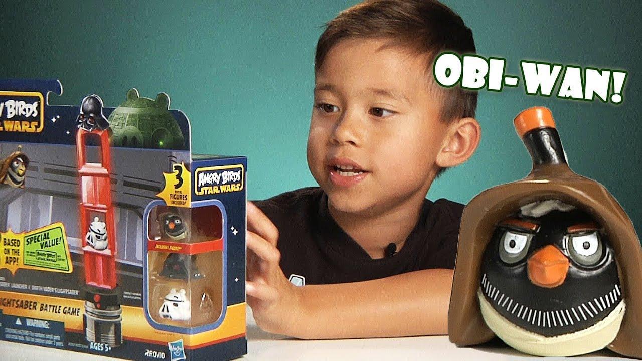 Angry Birds Star Wars Toys : Hasbro sells million angry birds star wars telepods