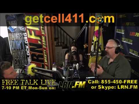 Flat Earth caller grabs hold of Free Talk Radio, does not let go! You should too! ✅