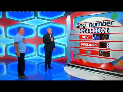 The Price is Right - Any Number - 5/19/2016