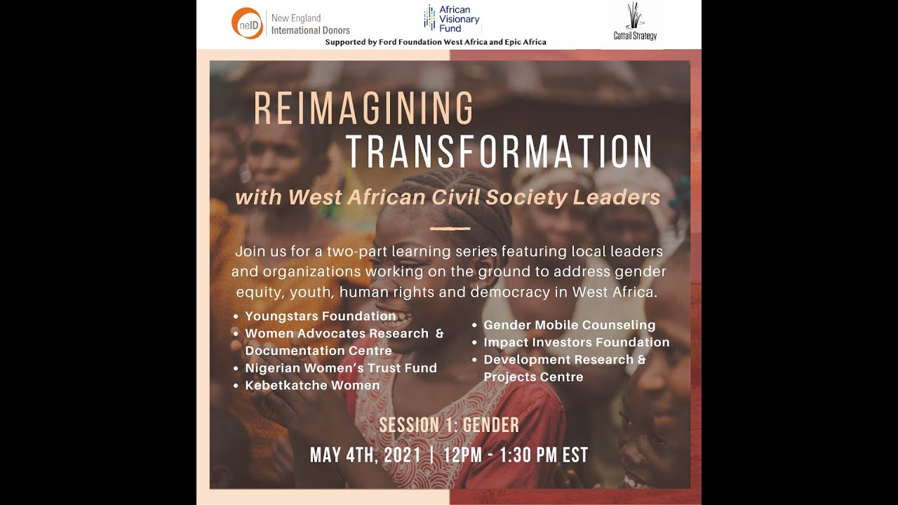 Reimagining Transformation with West African Civil Society Leaders