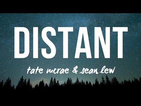 distant - Tate McRae & Sean Lew || Tate McRae Lyrics