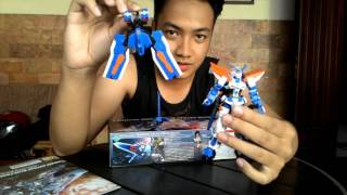 Gundam Astray Blue Frame Second L - INDONESIA