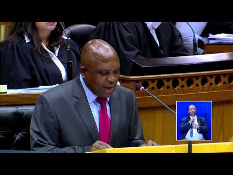 LIVE: DA's no confidence vote on Zuma