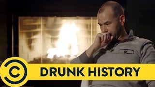 Murr on Drunk History   Comedy Central UK