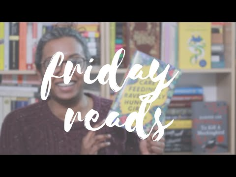 Friday Reads | March, 8, 2019