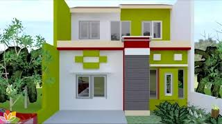 20+beautiful House Exterior Colors Combinations Ideas - Small House Design