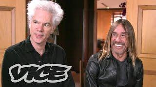Iggy Pop and Jim Jarmusch On Their New Documentary